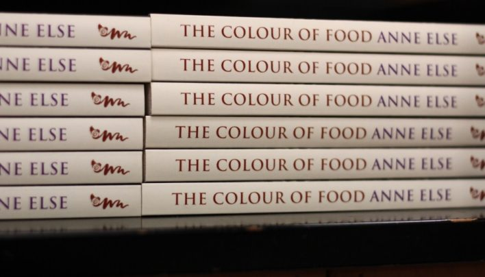 Colour of Food event, 11th September 2013