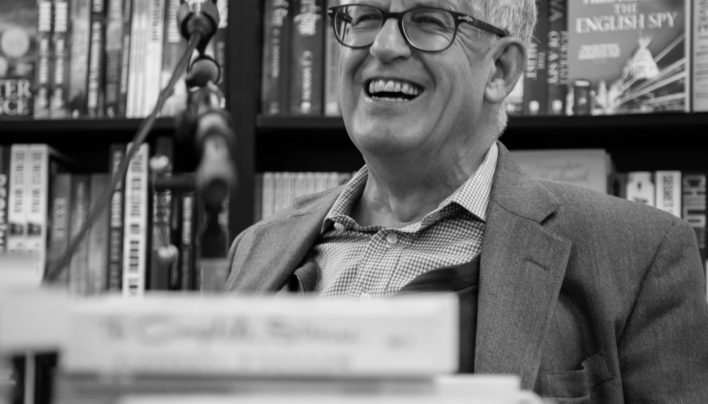 Jonathan Galassi event, 8th September 2015