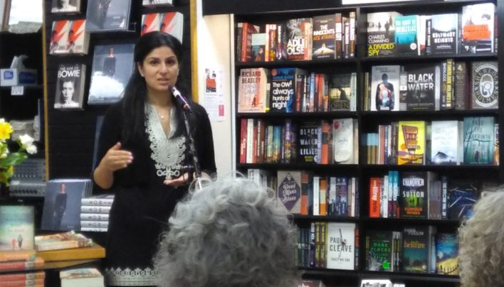 Nadia Hashimi Event, 29th August 2016