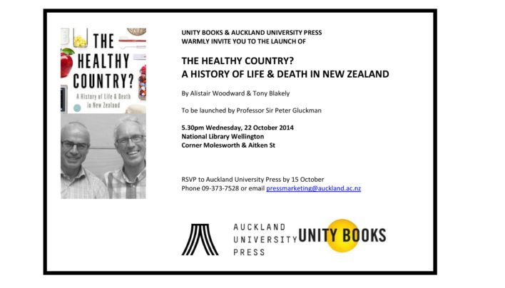 Healthy Country, 22nd October 2014