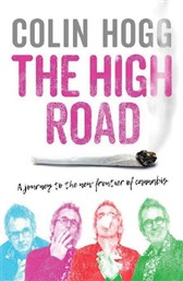 Lunchtime Event | Colin Hogg author of The High Road | Friday 8th Sept, 12:30-1:15pm | In-store at Unity Books Wellington
