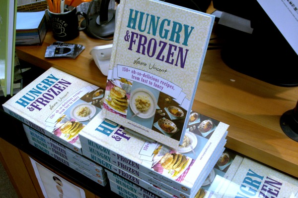 Hungry & Frozen launch, 27th August 2013