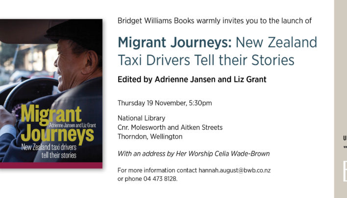 Migrant Journeys Launch, 19th November 2015