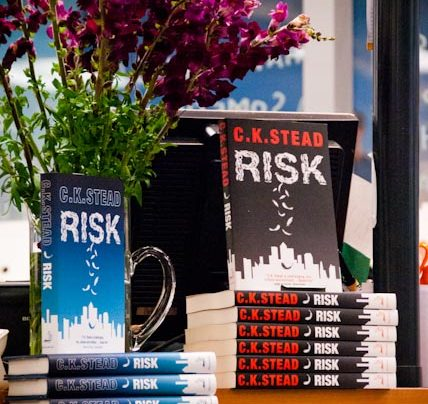 Risk Launch, 29th October 2012