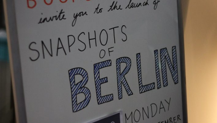 Snapshots of Berlin launch, 22nd September 2014