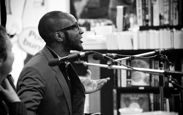 Teju Cole event, 11th June 2012
