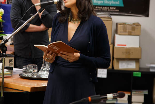Tishani Doshi Event, 1st September