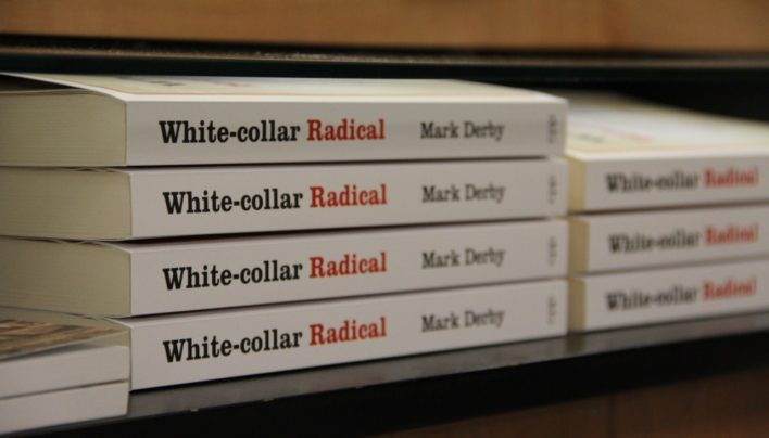 White-Collar Radical launch, 9th May 2013
