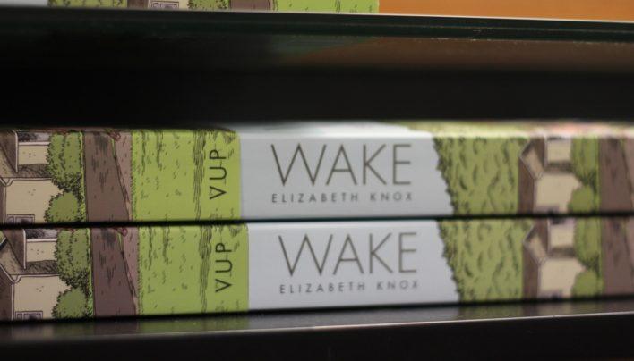 Wake launch, 6th November 2013