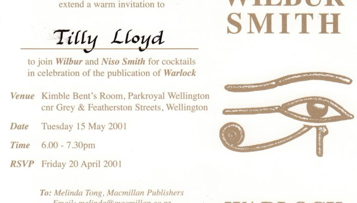 Warlock Launch, 15th May 2001