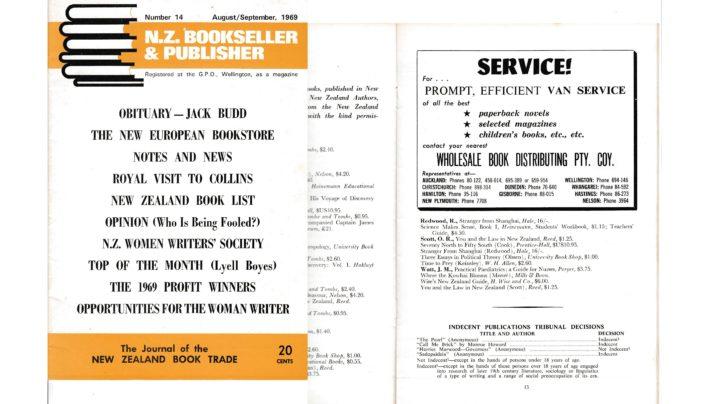 Indecent Publications, 1969