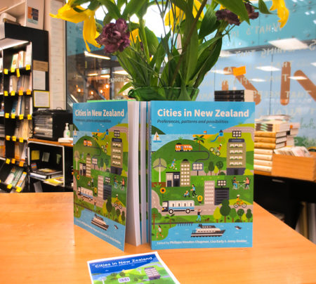AFTERGLOW: Cities in New Zealand: Preferences, Patterns & Possibilities by Philippa Howden-Chapman, Lisa Early & Jenny Ombler