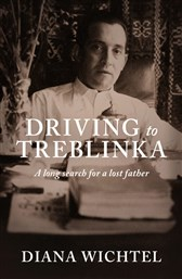 Lunchtime Event | Diana Wichtel author of Driving to Treblinka | Wednesday 4th October, 12-12:45pm | In-store at Unity Books Wellington