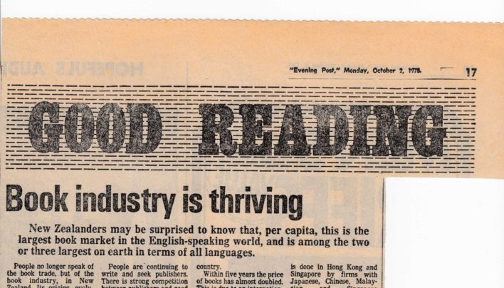Good Reading, 2nd October 1978