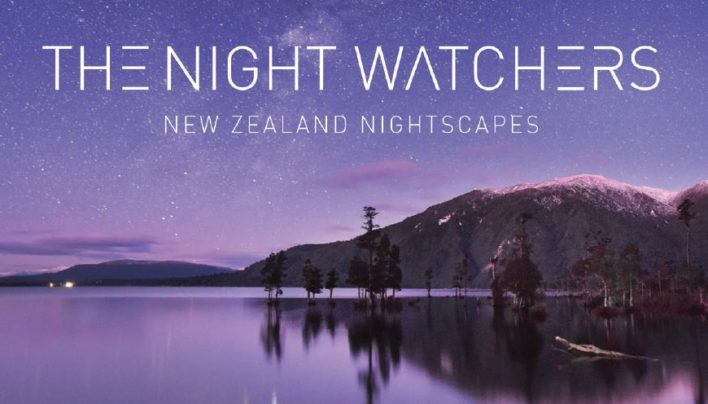 Launch | The Night Watchers: New Zealand Nightscapes by Grant Sheehan | Tuesday 7th November, 6-7:30pm | In-store at Unity Books Wellington