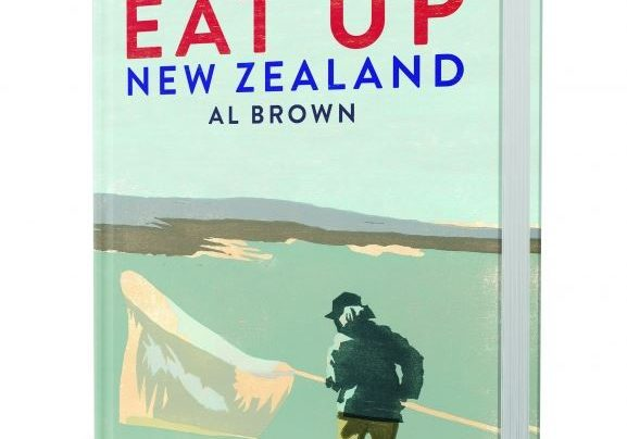 Author Event | Al Brown in-store signing | Friday 8th December from 1:30pm | Unity Books Wellington