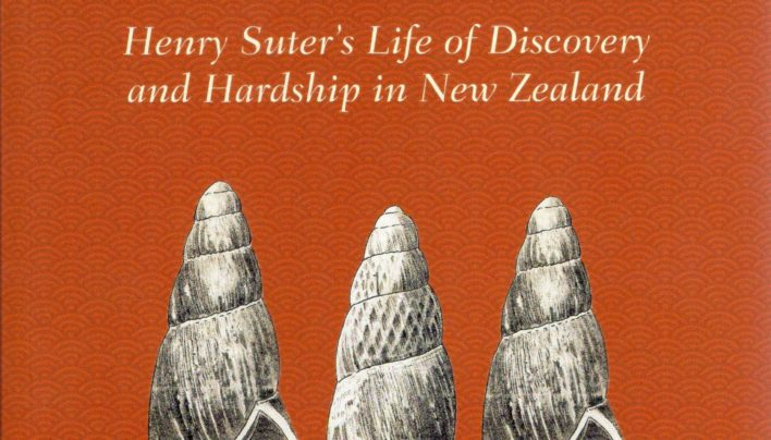 Launch | A Colonial Naturalist: Henry Suter's Life of Discovery & Hardship in NZ by Pamela Hyde | Thursday 23rd November, 6-7:30pm | In-store at Unity Books Wellington
