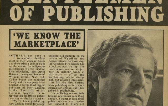 """Gentlemen of Publishing"", Thursday Magazine 29th November 1973"