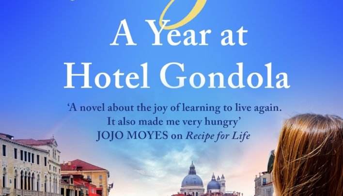 Launch | A Year at Hotel Gondola by Nicky Pellegrino | Tuesday 10th April, 6-7:30pm | In-store at Unity Books Wellington