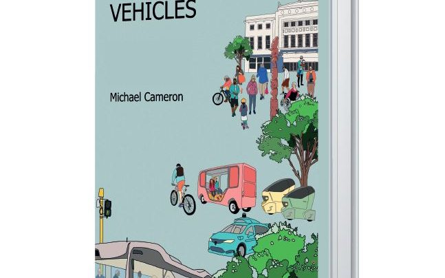 Launch | Realising the Potential of Driverless Vehicles by Michael Cameron | In-store Thursday 19th April, 6-7:30pm