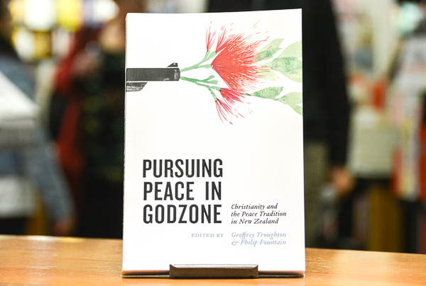 AFTERGLOW: Pursuing Peace in Godzone edited by Geoffrey Troughton & Philip Fountain