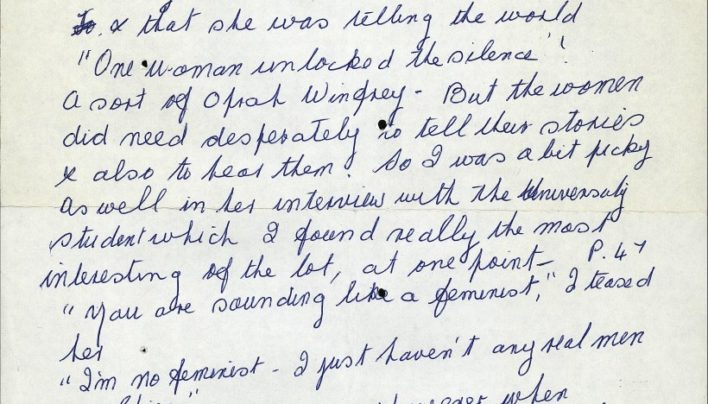 Dulcie Castree reviews Xinran, 2003