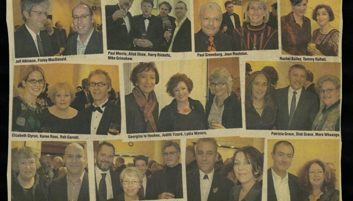"""Literary Drinkies at the Montana Book Awards"", Capital Times, 3rd August 2005"