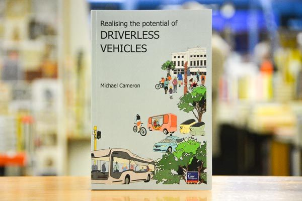 AFTERGLOW: Realising the Potential of Driverless Vehicles – Michael Cameron