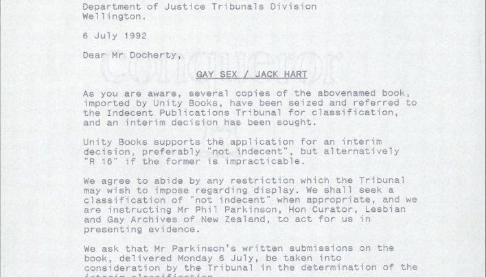Customs seizure dispute, 6th July 1992