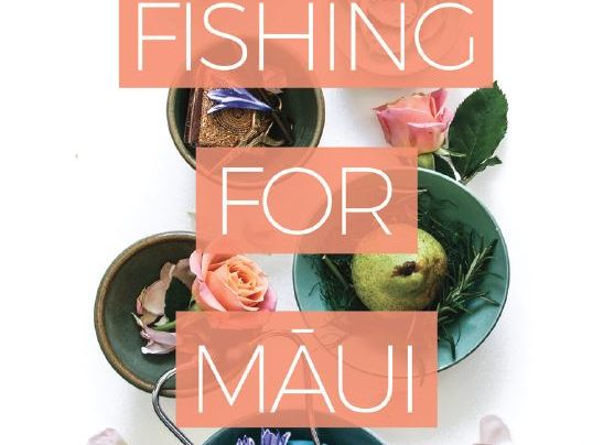 Launch | Fishing for Maui by Isa Pearl Ritchie | In-store Wednesday 4th July, 6-7:30pm