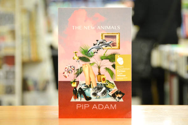 AFTERGLOW: The New Animals – Ockham Winner Pip Adam