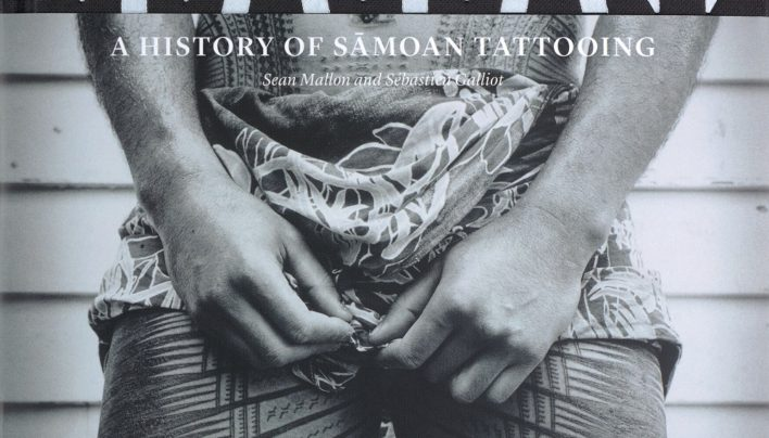 Launch | Tatau: A History of Sāmoan Tattooing by Sean Mallon & Sébastien Galliot | In-store Wednesday 15th August 6-7:30pm