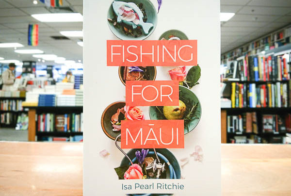 AFTERGLOW: Fishing For Māui – Isa Pearl Ritchie