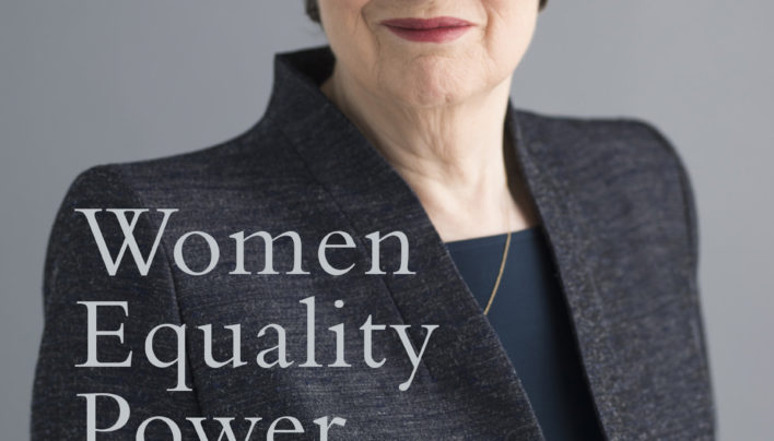 Helen Clark book signing: Women, Equality, Power