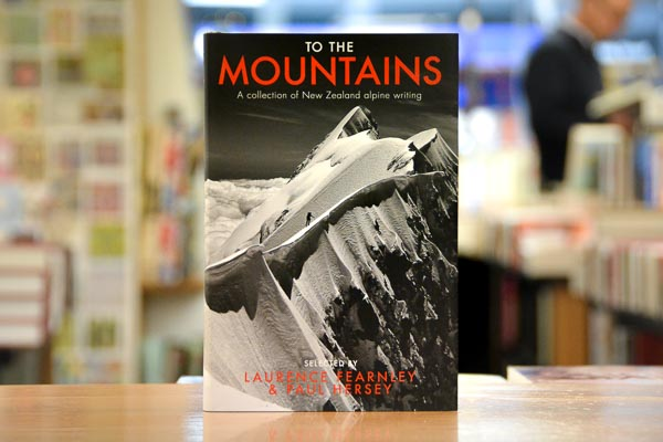 AFTERGLOW: To The Mountains – Edited by Laurence Fearnley and Paul Hersey