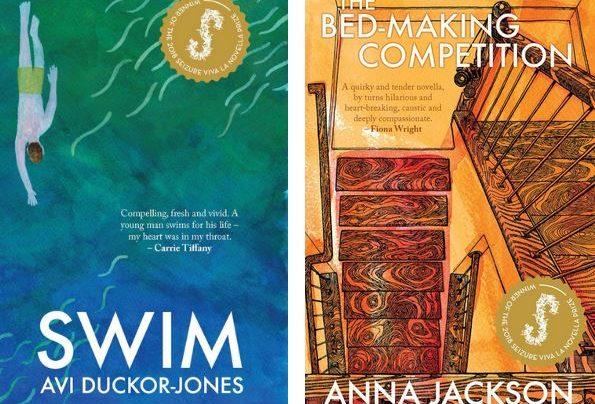 Double Launch | Avi Duckor-Jones & Anna Jackson | Thursday 13th September, 6-7:30pm. In-store at Unity Books Wellington