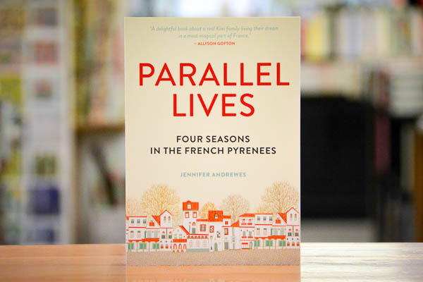 AFTERGLOW: Parallel Lives: Four Seasons In The French Pyrenees by Jennifer Andrewes