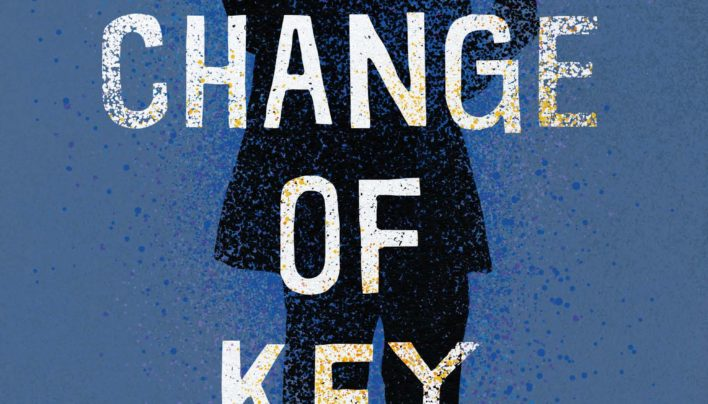 Lunchtime Event: A Change of Key by Adrienne Jansen | In-store Thursday 11th October, 12-12:45pm