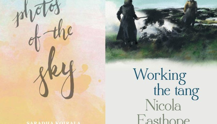 Lunchtime Event | Poetry from Saradha Koirala & Nicola Easthope | In-store Wednesday 7th November, 12-12:45pm