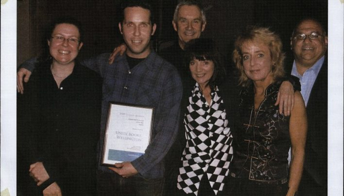 Thorpe-Bowker Independent Bookseller of the Year, 2009