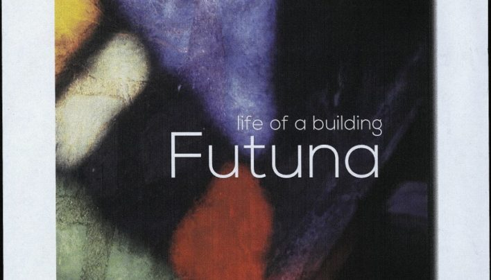 Launch invitation for Futuna: Life of a Building, 2nd August 2016