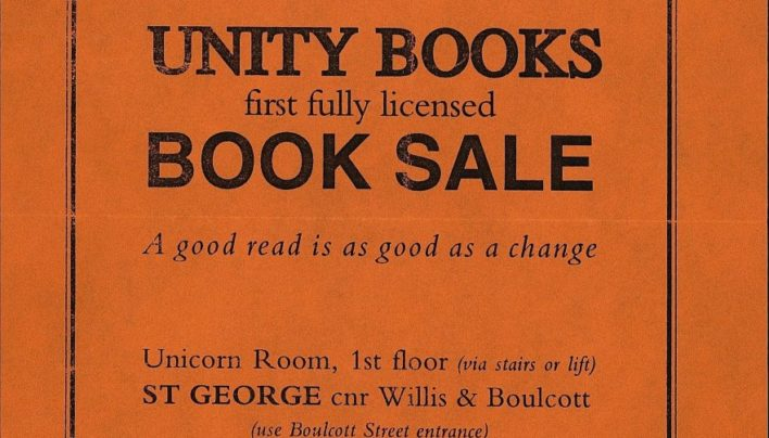 Liquor & Literature advertisement, 18th March 1995