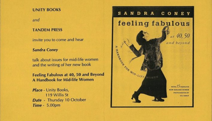 Feeling Fabulous Launch, 10th October 1996