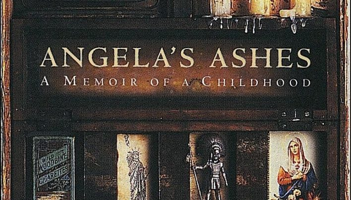 Angela's Ashes bookmark, 1997