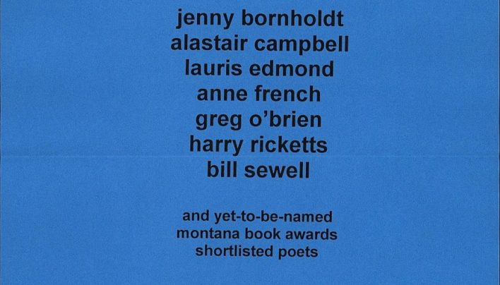 National Poetry Day 1999