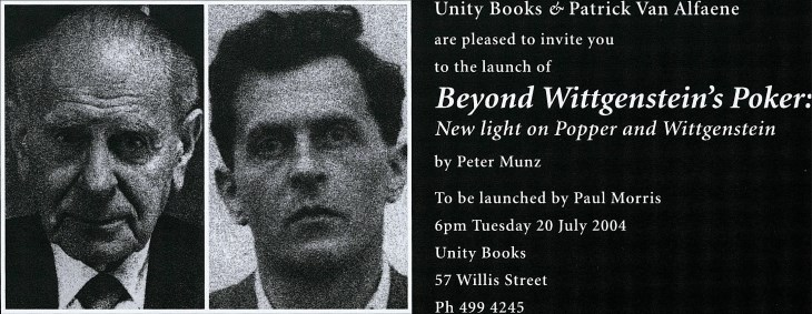 Beyond Wittgensteins Poker: New Light on Popper and Wittgenstein