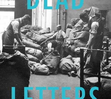 Launch | Dead Letters: Censorship & Subversion in NZ 1914-1920 by Jared Davidson | Thursday 7th March, 6-7:30pm | In-store at Unity Books Wellington