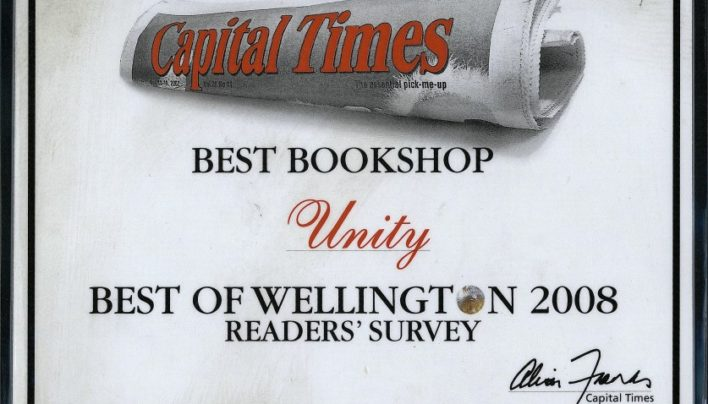 Best Bookshop, Capital Times Readers' Survey 2008