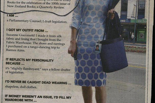 """Street Scene"", Capital Times, 12th December 2012"