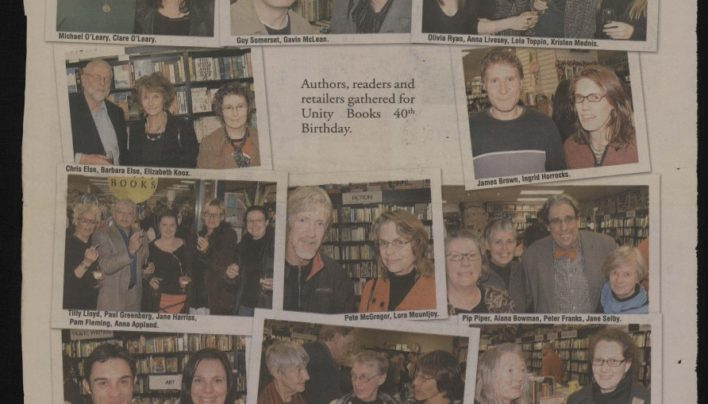 40th Birthday, Capital Times, 26th September 2007